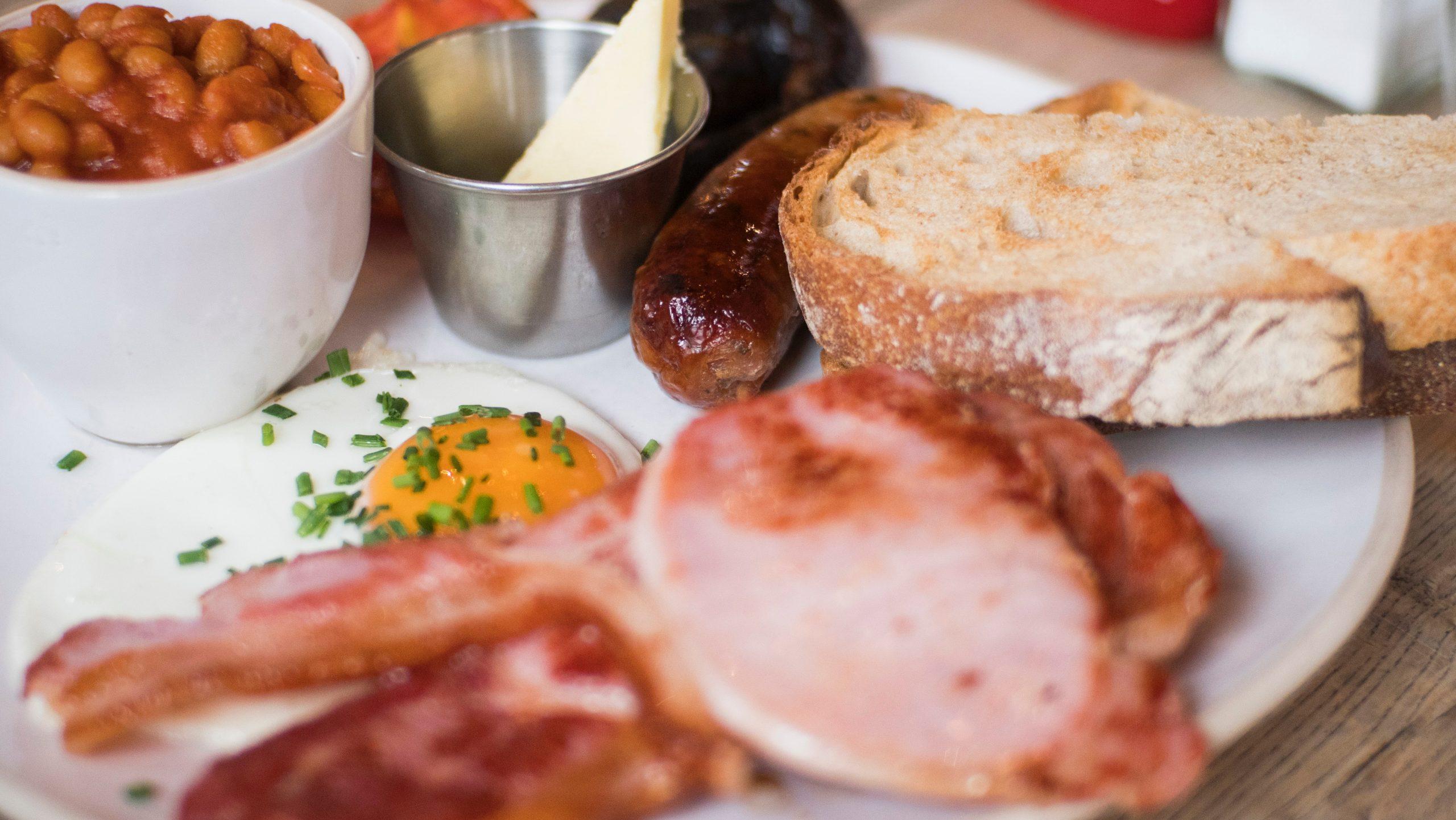 EVERY SUNDAY!  The Sunday Breakfast Club